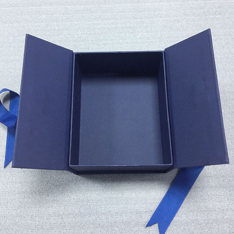 Custom Door Open Style Jewelry Necklace Packing Box