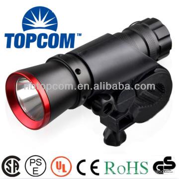 High quality LED bicycle flashlight