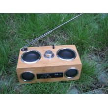 Bamboo Speaker Mini