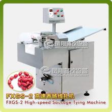 Fxgs-2 máquina de atado de salchicha de alta velocidad