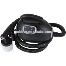 Système de machine à couper le bronzage intérieur mini-corps Appareil à main HVLP Spray Gun Spray portatif Home Professional