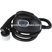 Indoor Mini Body Tanning Bed Machine System Handheld HVLP Tan Spray Gun Portable Home Professional Tanning Spray Machine