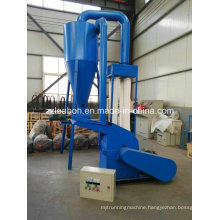 Dust Collector with Crop Straw and Wood Chips Hammer Mill
