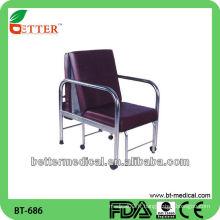 Chaise de transfusion / chaise de perfusion