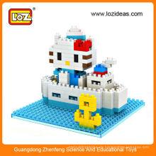 Custom Mini Plastic Figur Spielzeug für Kinder