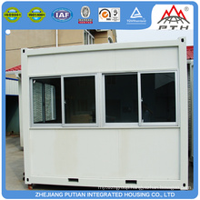 2016 cheap prefabricated shops container house