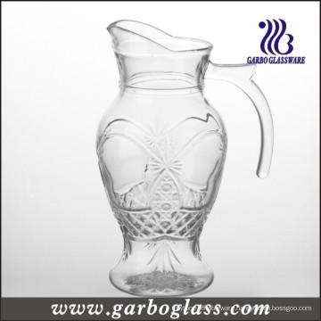 1.3L Glass Pitcher/Glass Jug (GB1112XBL)