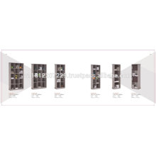 Spanplattenmöbel - Büroschrank 4