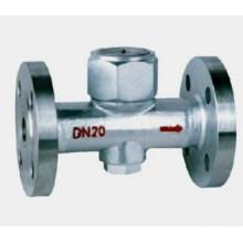 Purgeur de vapeur à disque haute température à bride (CS49H-16)