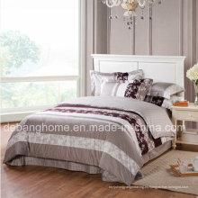 Alta calidad de algodón puro impresión de diseño creativo juegos de cama