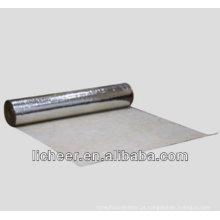 Preto eva espuma laminado pavimentação underlayment / underlayment piso impermeável