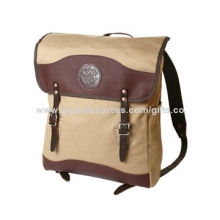 High-quality canvas back bags, OEM orders are welcomeNew