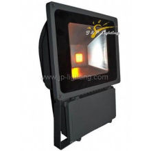 CE 70W LED Flood Parking Light with Black Housing (JP83770COB)