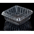 Plastic blueberry fruit clamshell packaging box