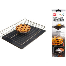 Non-sticky high temperature resistant teflon baking sheet oven liner LFGB FDA certified
