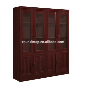 Foshan muebles de oficina fabricante caliente venta baratos modelos modernos gabinete de presentación de la oficina
