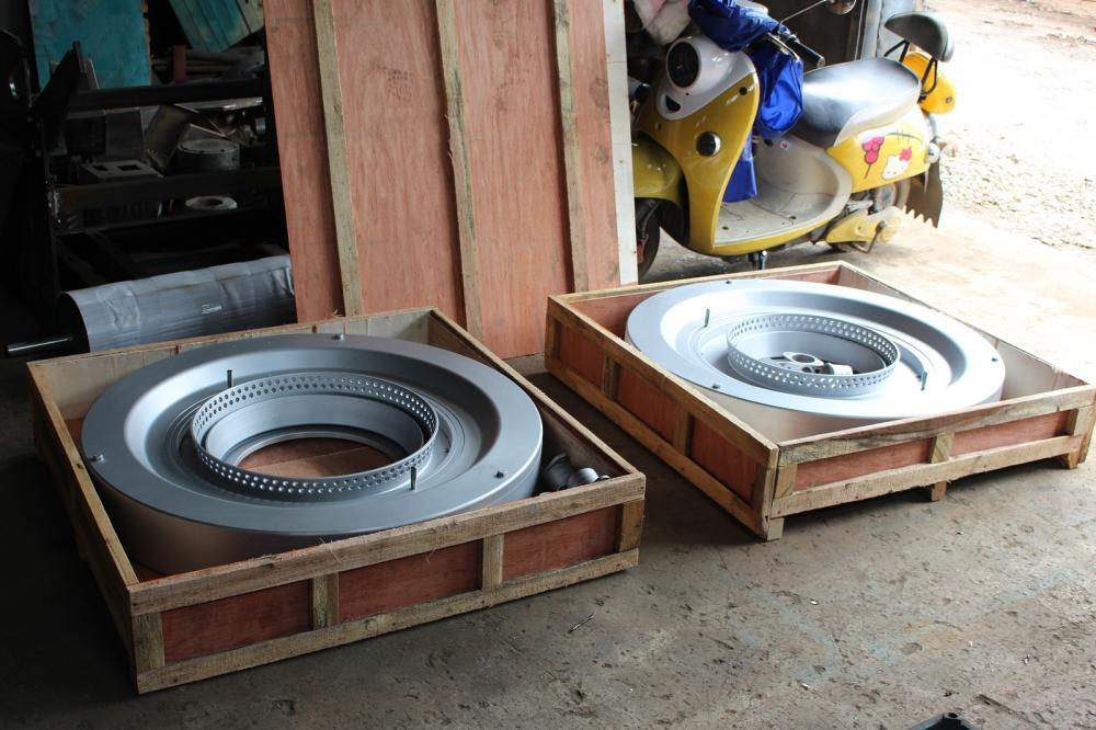 Air Ring For Film Blowing Machine