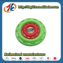 Brinquedos plásticos do Frisbee do brinquedo exterior da promoção para crianças