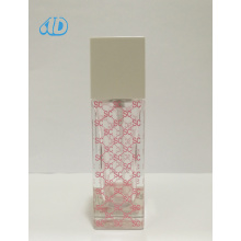 Ad-P51 Glass Perfume Bottle with Decal Sticker 25ml