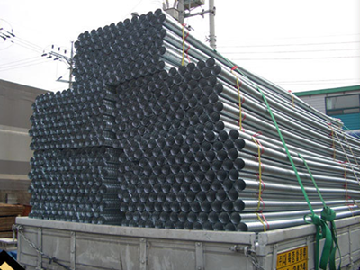 Galvanized Corrugated Pipe
