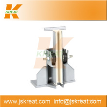 Elevator Parts|Elevator Guide Shoe KT18S-B22-1|elevator guide shoe