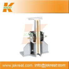 Elevador Parts| Sapata de guia do elevador guia sapato KT18S-B22-1|elevator