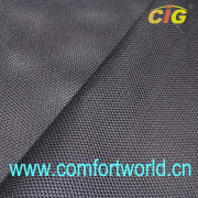 Cortinas de tecido de malha de poliéster 100% para redes mosquiteiras Sportswear sapatos