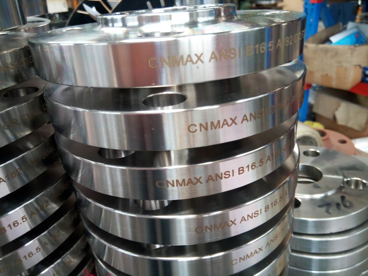 stainless steel flange (1)