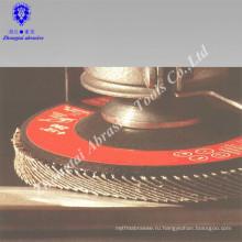 покрытием абразивный лоскут диск Т27