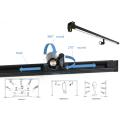 LED track mini spot light for cabinet showcase