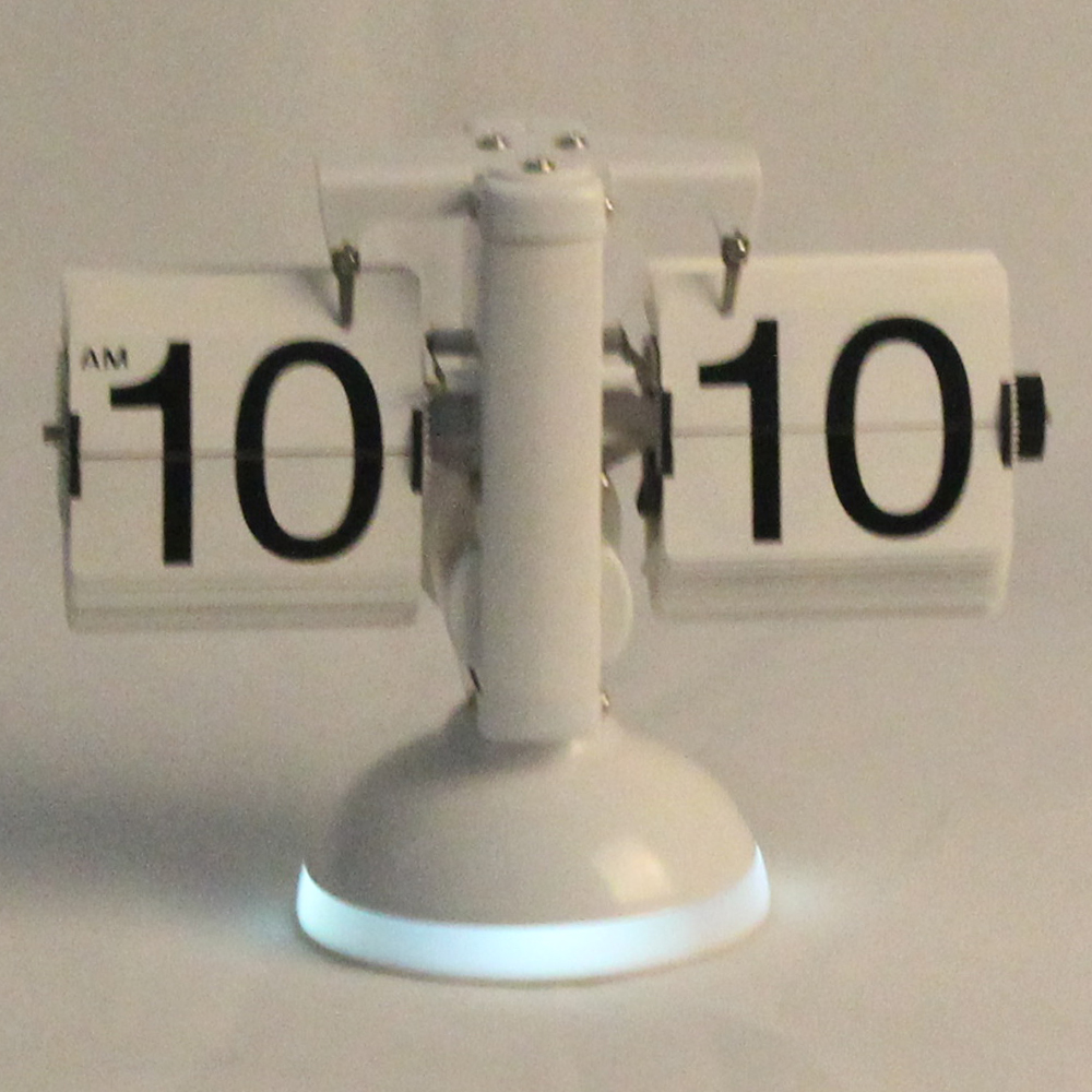 Battery Desk Clock