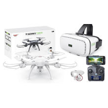 VR 3D RC Quadcopter Cámara Wifi