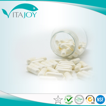 Creatine powder capsule