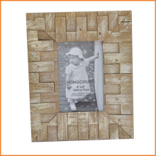 Antique Wood Picture Frame para Home Deco