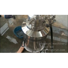 Food Grade Sanitary Stainless Steel Powder Liquid Mixer