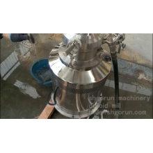 Misturador líquido de aço inoxidável sanitário do pó do produto comestível
