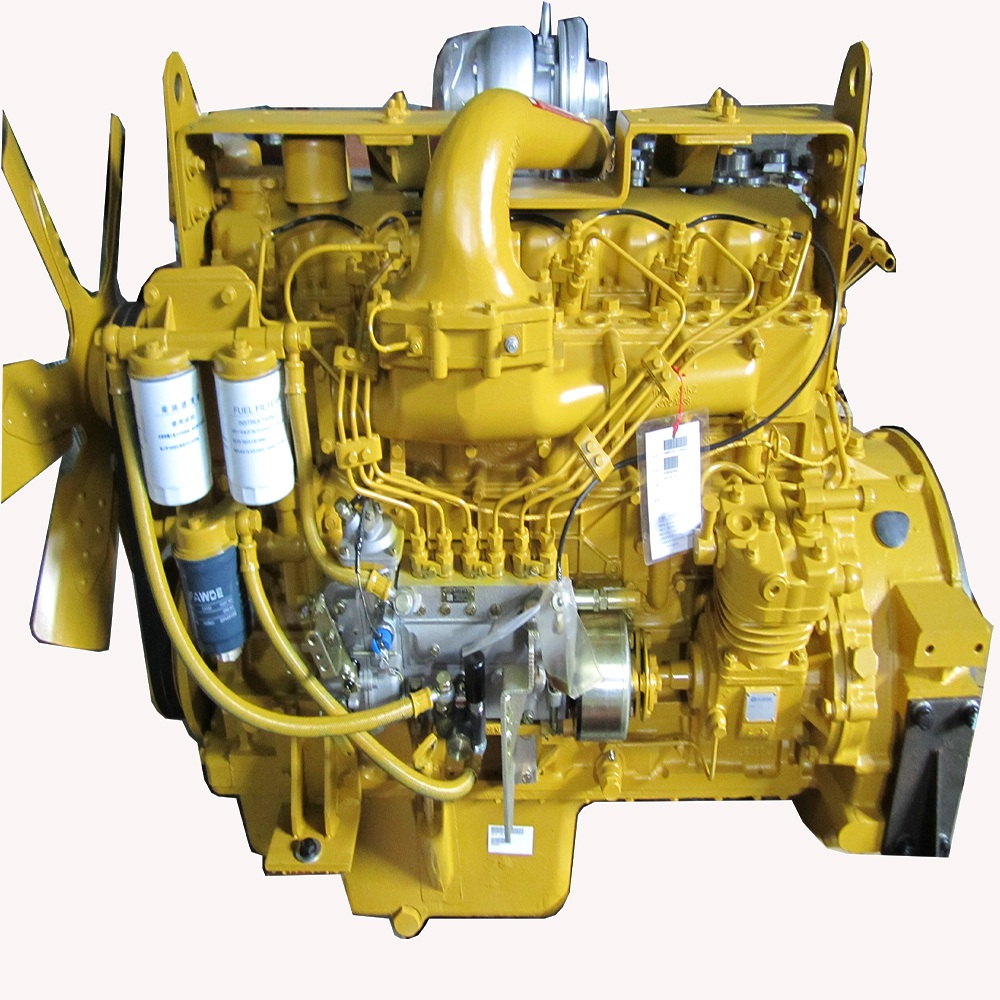 Motor Shantui Sd32W Bulldozer So15599 Nta855-c360s10