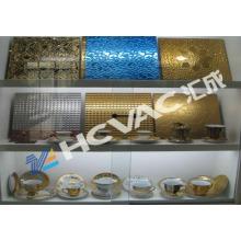 Wall Ceramic Tiles Vacuum Plasma Plating Machine/Ceramic Chrome Plating Machine