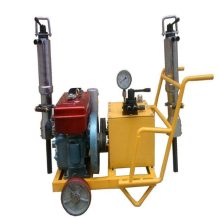 Hydraulischer Felsensplitter Quarry Stone Split Machine