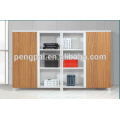 MDF book file wall unit with shelf for office home