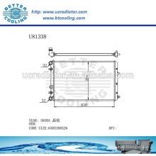 Radiador de aluminio para VOLKSWAGEN SKODA Fabricante y venta directa