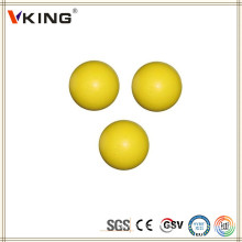 Yellow Treat Massage Lacrosse Balls