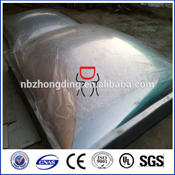 light weight polycarbonate skylight cover
