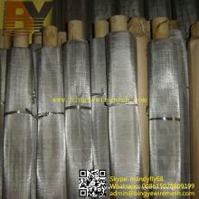 Fabricação de malha de arame de aço inoxidável