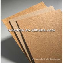 garnet sanding paper