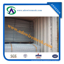 Galvanized, PVC Welded Wire Mesh (ISO9001 Factory)