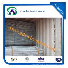 Galvanizado, malha de arame soldado de PVC (fábrica ISO9001)