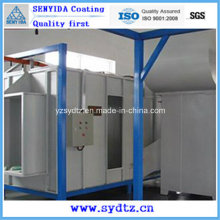 Hot Powder Coating Machine/Line/Equipment Powder Spray Booth