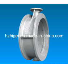 Peças de máquinas de alumínio personalizadas