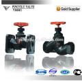 Control de la válvula de dibujo de agua estándar globo precio de la válvula de China de suministro